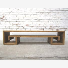China 1910 very shallow individual sideboard Sideboard for TV Flatscreen elm natural country style of Luxury Park