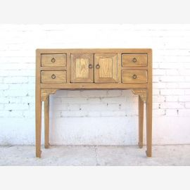 China Sideboard hallway dresser natural colored pine by Luxury Park