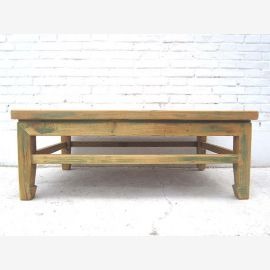 China Coffee Table Table country-style bright pine