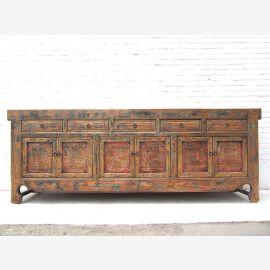 China Shanxi powerful sideboard 1815 2.5 Long Antique elm
