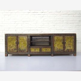 "China Sideboard Sideboard ideal for flatscreen TV flatscreen pine wood used heavy optic by ""Luxury-Park"""