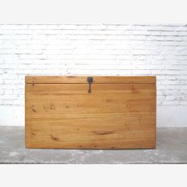 China natural wood look large chest country-style metal fitting entrance to the right only by  Luxury Park