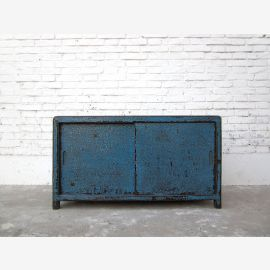 Blue Sliding drawers China Asia shabby chic only by  Luxury Park