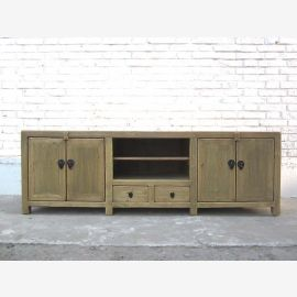 China cat litter box in gray Lowboard sideboard access on both sides only by  Luxury Park