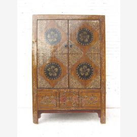 Tibet 1865/2 high cabinet Antique elm Luxurypark