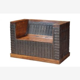 All-in -One wooden bench